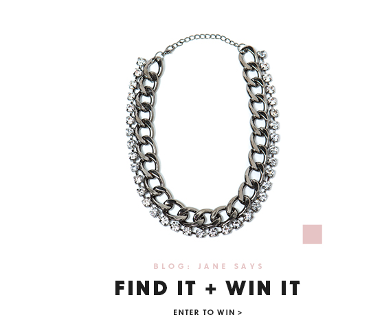 GoJane Blog - Find it and Win it!