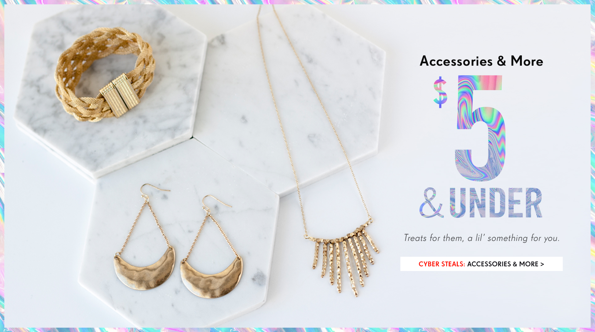 Shop Accessories & More