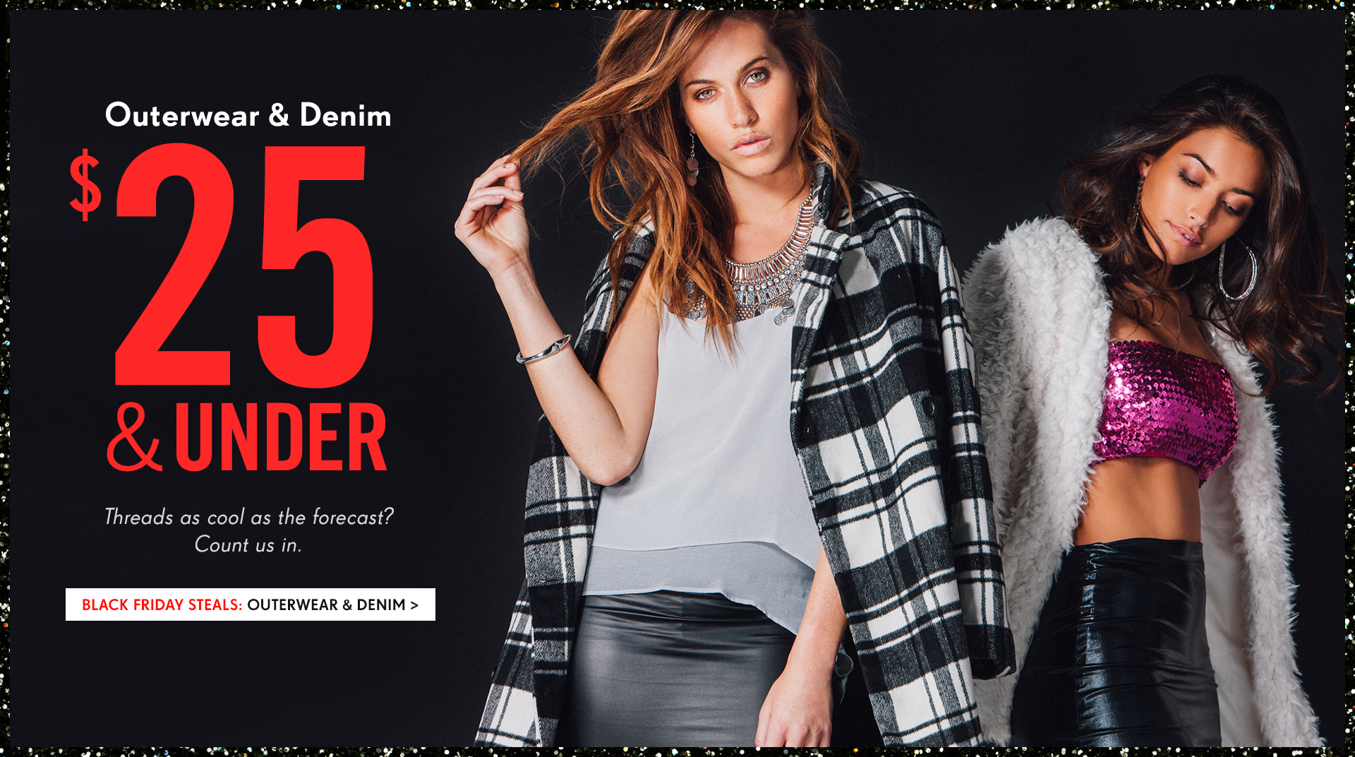 Shop Outerwear & Denim