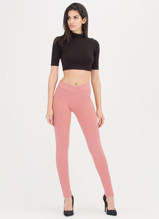 Waist Not Want Not Skinny Pants
