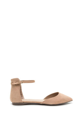 Day By Day D'Orsay Flats