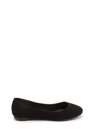 Keep It Simple Ballet Flats