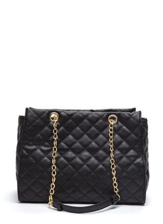 It's Love Quilted Faux Leather Bag