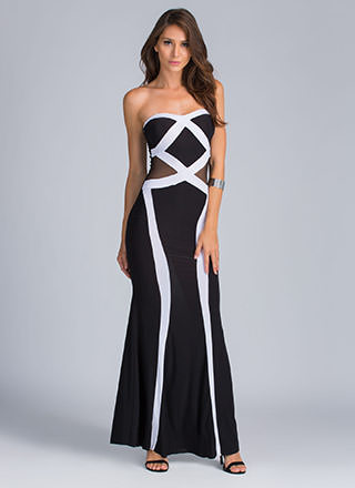 Babe Hunt Double X Maxi Dress