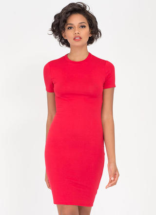 Necessary Knit Basic Dress