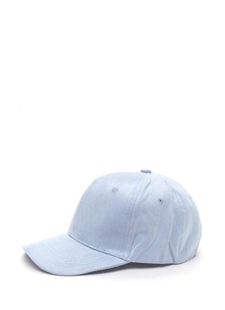 Fashion Play Faux Suede Baseball Cap