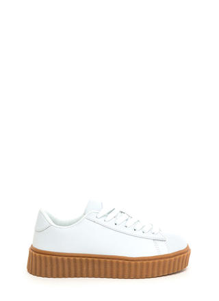 Jeepers Creepers Platform Sneakers