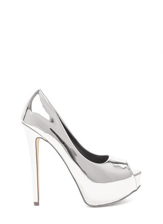 High Voltage Metallic Platform Pumps