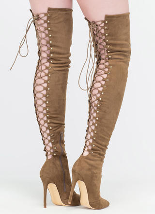 Over-the-Knee Boots for Women