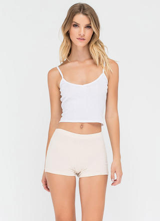 Start From The Bottom Fitted Shorts