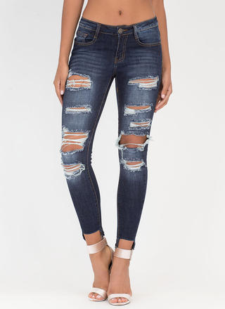 Women's Ripped Jeans High Waisted Jeans & More