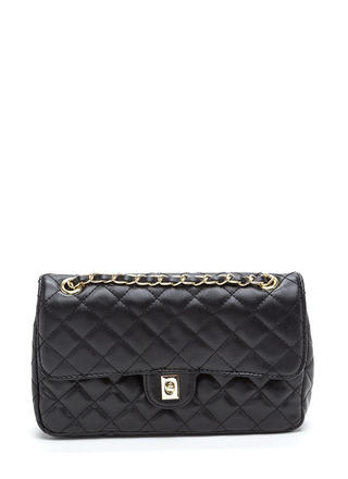 Classic Look Quilted Purse 'N Wallet Set