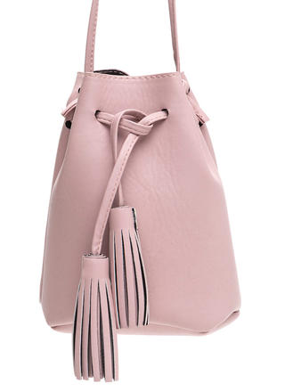 Girl About Town Mini Bucket Bag