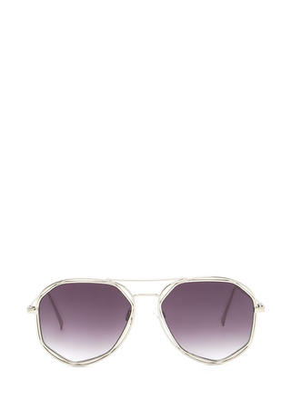 Lucky Seven Aviator Sunglasses