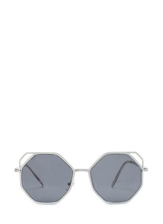 Eight Is Enough Octagonal Sunglasses