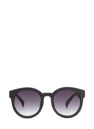 Around The World Matte Sunglasses