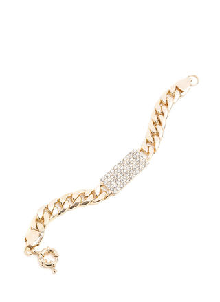 Chic Sparkle Chain Bracelet