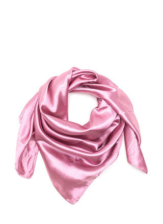 Fair Weather Square Satin Scarf