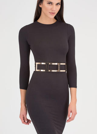 Call Action Cut-Out Filmstrip Belt