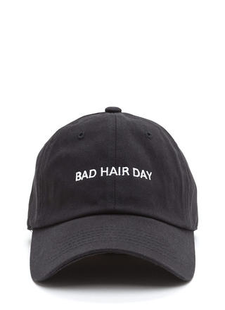 Bad Hair Day Baseball Hat