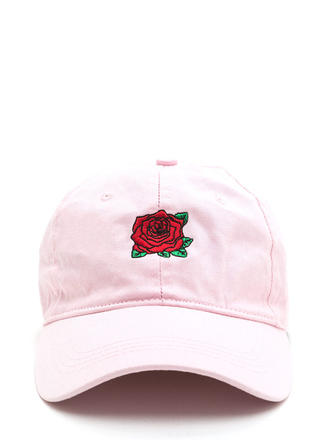Rose By Any Other Name Baseball Hat