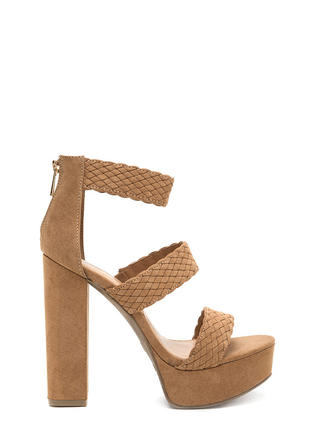Chunky Heels & Block Heels - Sandals, Booties & More