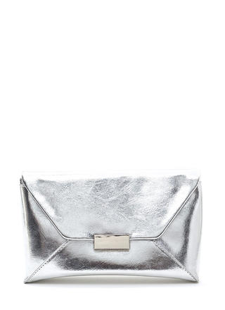 Special Delivery Metallic Envelope Bag