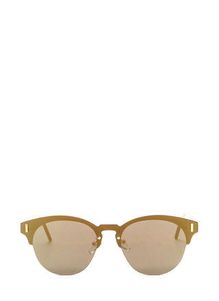 Fresh Perspective Mirrored Sunglasses