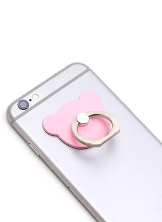Can You Bear It Ring Phone Accessory