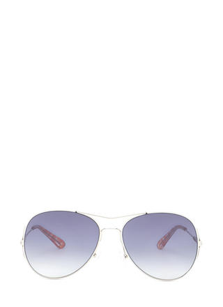 You've Got A Wire Aviator Sunglasses