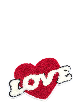 Love On The Brain Heart Patch