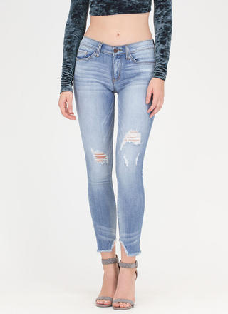 Women's Ripped Jeans, High Waisted Jeans & More
