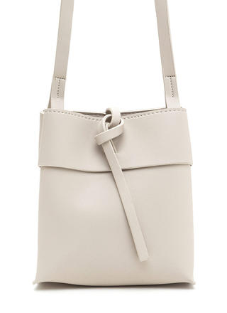 Knot Your Typical Square Crossbody Bag