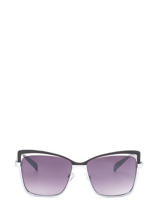 Poolside Beauty Cut-Out Sunglasses
