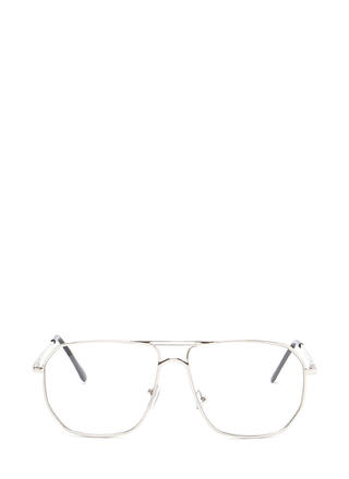 Retro Fab Metallic Glasses