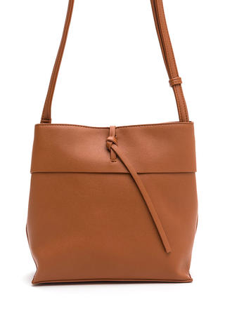 Tranquil Trip Faux Leather Bag
