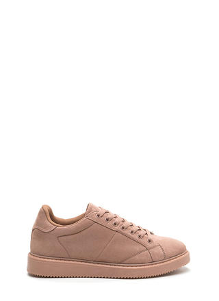 Street Style Elite Lace-Up Sneakers