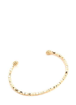 Chic Simplicity Shiny Beaded Bracelet