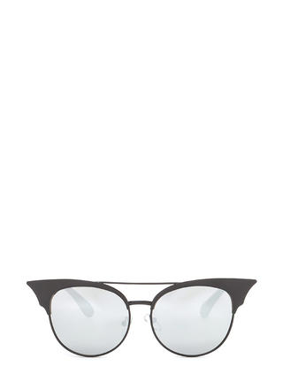 Turn It Up Cat-Eye Sunglasses