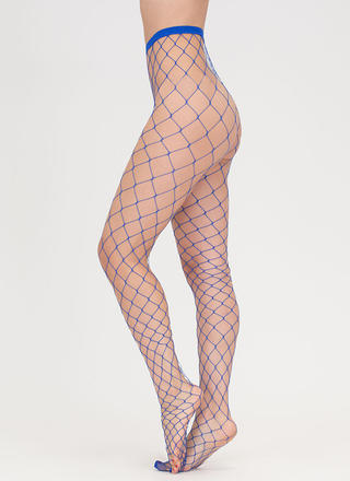Huge Deal Fishnet Stockings
