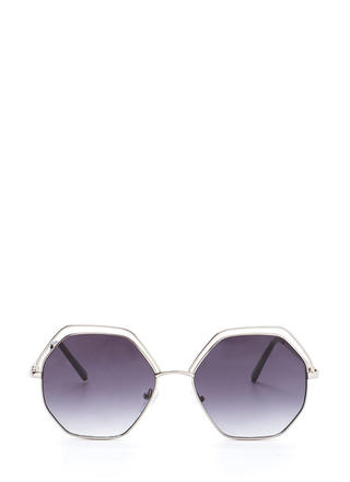 Try New Angles Mirrored Sunglasses