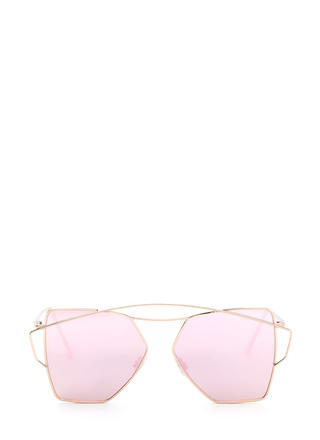 Fresh Angles Brow Bar Sunglasses