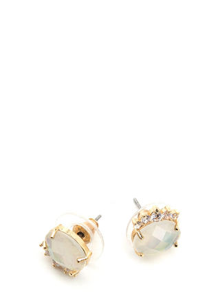 All Opal You Sparkly Earrings