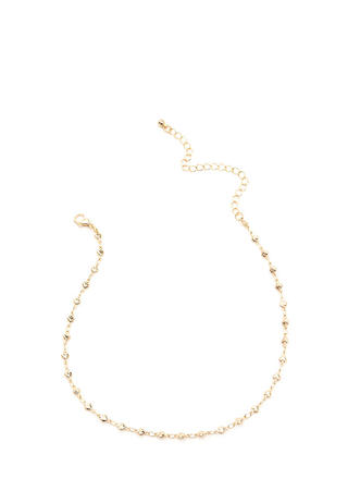 Heart's Desire Dainty Chain Necklace