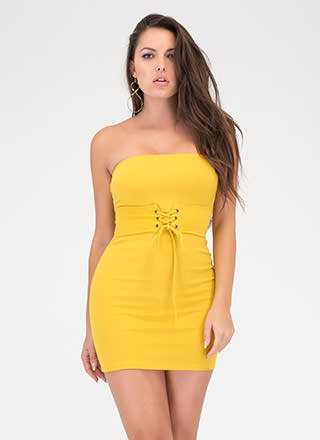 Yellow Dresses - Casual & Sexy Yellow Dresses