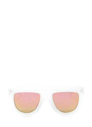 Blue Skies Flat-Top Sunglasses