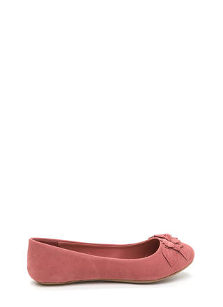 Fresh Fantasy Embroidered Ballet Flats
