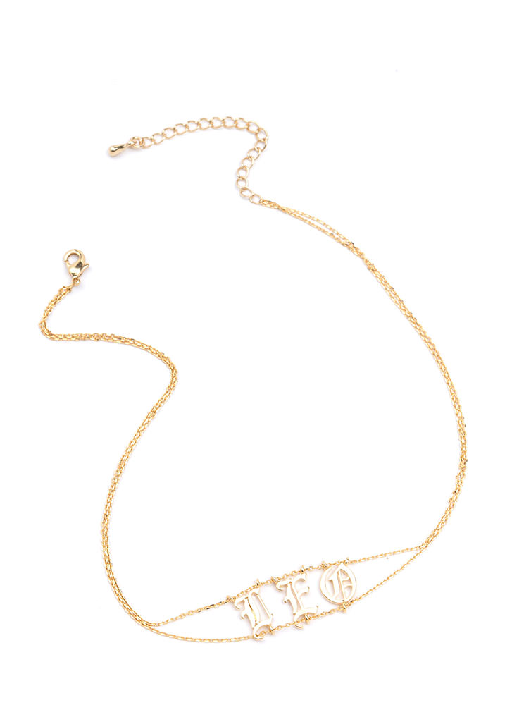 Astrology Talk Leo Chain Choker