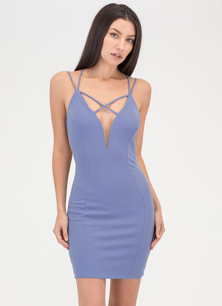 Bodycon Dresses - Tight Bandage Dresses in Midi and Mini Lengths