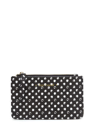 Treat Yourself Polka Dot Coin Purse